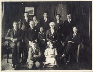 Photo famille linière poulin